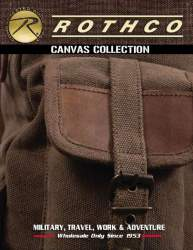 Rothco Canvas Catalog