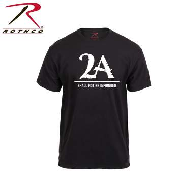 Rothco 2A T-Shirt, the 2nd amendment rights, 2nd amendment text, 2nd amendment shirts, 2nd amendment sports, 2nd amendment quotes, the second amendment to the united states constitution, second amendment sports, second amendment rights, second amendment of the constitution, gun rights, plus sized t shirts