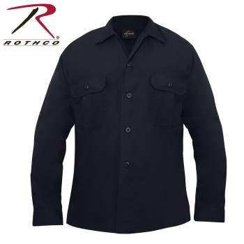 Rothco Lightweight Tactical Button Up Shirt, button up shirts, button up shirts for men, button up, security shirts, tactical shirt, mens long sleeve button up, tactical long sleeve shirt, security uniform shirts, security guard shirts, mens tactical shirts, military tactical shirts, tactical combat shirt