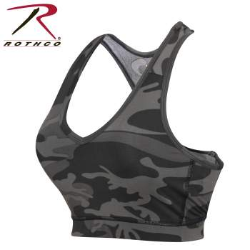 Sports Bra, Camo Sports Bra, Rothco Sports Bra, Sportsbra, Women's Sports Bra, Sports Braw, Gym Bra, Bras, Sports, Sports Bra for Women, camouflage Sports Bra, leisure clothes, leisure wear brands, chic workout clothes, athletic wear fashion, ladies performance bra, performance wear, performance work out bra, Athleisure