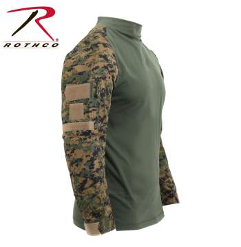 Rothco Tactical Airsoft Combat Shirt, combat shirt, tactical combat shirts, airsoft combat shirt, paintball combat shirt, military combat shirt, combat tops, battle shirt, army tactical shirt, tactical shirt, airsoft shirt, military shirt, milsim, Rothco Tactical Airsoft Combat Shirt, rothco combat shirt, airsoft shirt, airsoft combat shirt