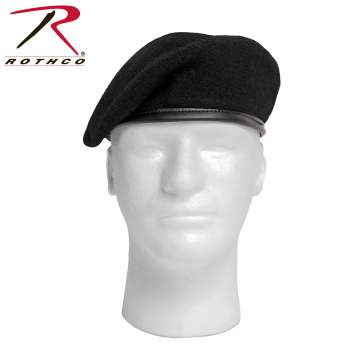 Rothco G.I. Style Beret, Rothco Beret, Government issue Beret, beret, hat, headwear, black beret, black military beret, military beret, wool beret, red beret, red military beret, green beret, green military beret, maroon beret, maroon military beret, navy blue beret, navy blue military beret, burret, beret hat, military beret hat, army hat beret, beret hat army, army beret, combat beret, soldier beret, military-style beret, army style beret, military beret hat, air force beret, ranger beret