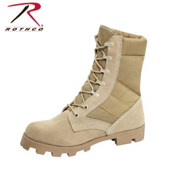 Rothco G.I. Type Speedlace Jungle Boot, jungle boots, jungle combat boots, combat boots, gi jungle boots, ripple sole boot, speed lace boot, rubber sole, military jungle boot, military boot, military combat boot,  combat boots, combat boot, Desert Tan Jungle Boot, jungle boots, Vietnam jungle boots, military boots, army combat boots, military-style boots, army boot, army navy boot, Panama sole boots, rothco boots, tan combat boots, Kayne west boots, desert boot, army jungle boot, us jungle boot, vietnam boot, panama boots, vietnam combat boot, speedlace boot, tactical boots, tactical combat boots, G.I. Type Tactical Boot