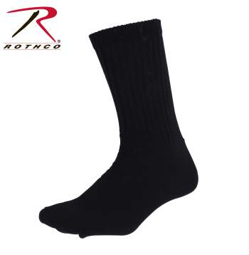 Rothco Athletic Crew Socks, crew socks, military socks, socks, mens socks, athletic socks, army pt uniform socks, pt socks, physical training socks, athletic crew socks, boot socks, military boot socks, military socks, army socks, tactical socks, combat boot socks, army regulation socks