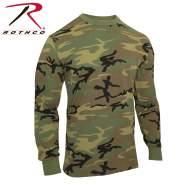 Camo long sleeve tee shirt, camouflage long sleeve t-shirt, vintage camo long sleeve t-shirt, camouflage long sleeve tee, vintage camouflage long sleeve t-shirt, camo, camouflage, woodland camouflage, woodland camo, classic camo, military camo long sleeve t-shirt, long-sleeve t-shirt, tagless long sleeve t-shirt, woodland camo, wholesale camouflage,