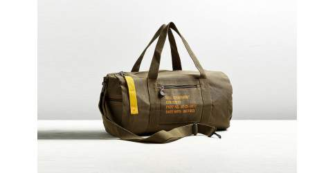 Rothcos' Canvas Equipment Bag Featured on Highsnobiety