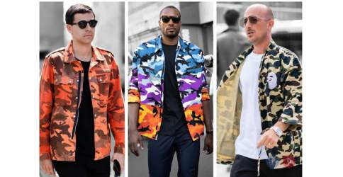 Rothco Featured In GQ: Camouflage Is Back (Yes, Again) and Here's How to Wear It