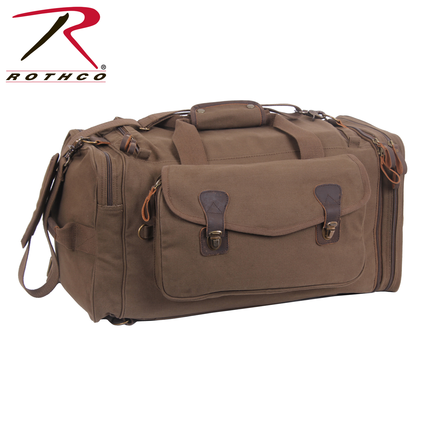 9bdcaa76d ... canvas extended stay travel duffle bag, canvas. Loading zoom