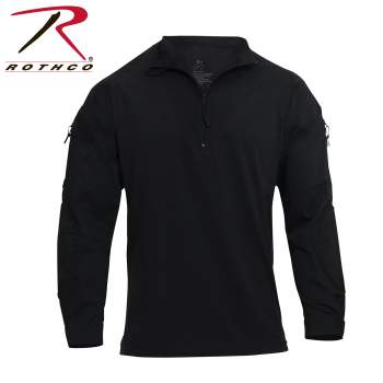 Rothco 1/4 Zip Tactical Airsoft Combat Shirt, quarter-zip combat shirt, airsoft shirt, military combat shirt, airsoft uniform, combat shirt, tactical shirt, army combat shirt, combat clothing, military combat uniform, paintball shirt, tactical shirt, military shirt, airsoft gear, airsoft apparel, paintball apparel, paintball gear