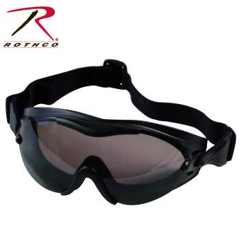 Tactical goggles,goggles,eyewear,glasses,safety eyewear,eye protection,black goggles,foam padded goggles,Anti-fog goggles,lightwieght goggles,anti-scratch goggles,interchangeable lenses,changeable lenses,UV protection,