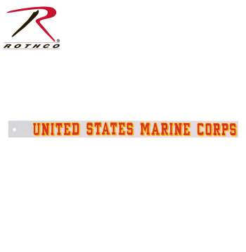United States Marine Corps Decal, car decal, marines decal, usmc decal, united states marine corp decal, car sticker, decal, decals, rothco