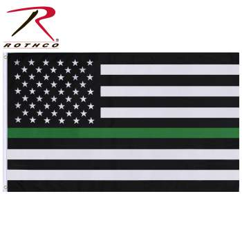 Park Ranger, Park Rangers, Conservation, Poaching, Thin Green line, Thin Green Line Foundation, Thin Green Line Fundraiser, Green Line Flag, Green Line Flag, military support, first responders,