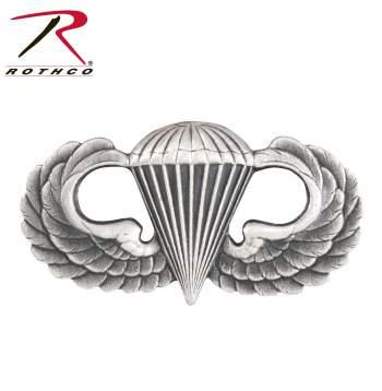 parawing pin, para wing pin, pin, military pin, military symbols, army, army parachutist, parachutist, army parachute pin,