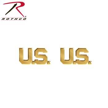 us letters, usa insignia, insignia, us insignia, gold plated us insignia, gold plated, us, military insignia, officer insignia letters, insignia letters, insignia badge, badges and insignia, insignia pins, emblem insignia, uniform badges, uniform insignia, military insignia army, us military insignia, american military insignia