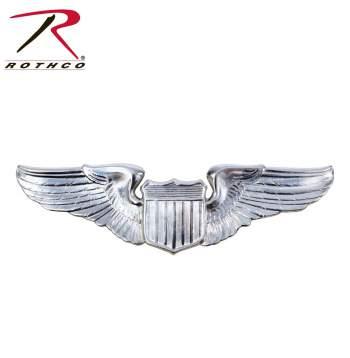 USAF Pilot Wing Pin, air force pin, wing pin, pilot wing pin, pin, rothco, usaf,  usaf pin, military pin, insignia, usaf insignia