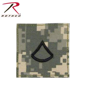 Official U.S. Made Embroidered Rank Insignia - Private 1st Class, Embroidered Rank Insignia - Private 1st Class, private, insignia, rothco, embroidered insignia, private 1st class, 1st class, first class, military insignia, ocp, Multicam, scorpion, Multicam, OCP, Scorpion, OCP Scorpion, OCP camo, SCORPION OCP Camo, army private first class insignia, army rank insignia, private first class rank insignia, private first class rank symbol, army enlisted insignia patch, private first class military rank, private 1st class patch, private 1st class insignia, private 1st class rank symbol, private 1st class military rank, private patch, military insignia, military insignia patch, military patch, army insignia, army patch, army insignia patch, military rank insignia