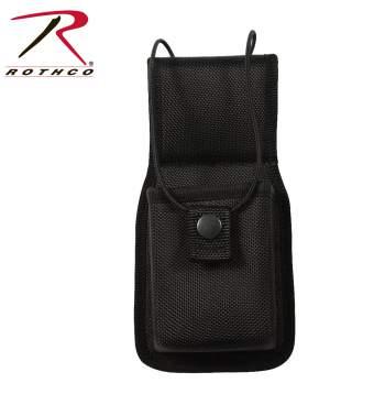 Rothco Universal Radio Pouch, rothco radio pouch, radio pouch, universal radio pouch, radio holder, polyester radio pouch, polyester radio pouches