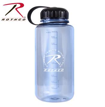 Rothco water bottle, Rothco plastic water bottle, water bottle, plastic water bottle, bpa free plastic water bottle, water bottles, bpa free, bpa free water bottle, reusable water bottles, bpa free reusable water bottles,