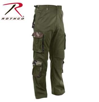 Cargo pants,military cargo pants,camo pants,vintage military clothing,vintage clothing,military pants,pants with pockets,extra pockets,camo accent