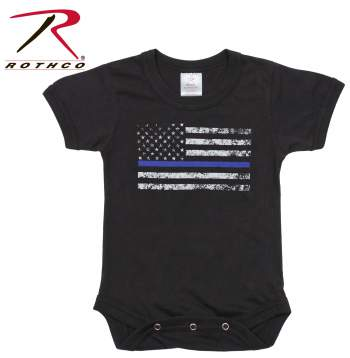 Rothco Infant Thin Blue Line One Piece Bodysuit, Thin Blue Line Infant Bodysuit, Thin Blue Line Baby Gear, Thin Blue Line Clothing, Thin Blue Line Baby Clothes, Thin Blue Line Infant Clothes, Thin Blue Line Baby Apparel, Thin Blue Line Infant Apparel, Baby Blue Line, Baby Suit, Baby One Piece Bodysuit, One Piece Baby Suit, Infant Clothing, Baby Clothing, Baby Clothes, One Piece Baby Clothes, One Piece Baby Outfit, Baby One Piece