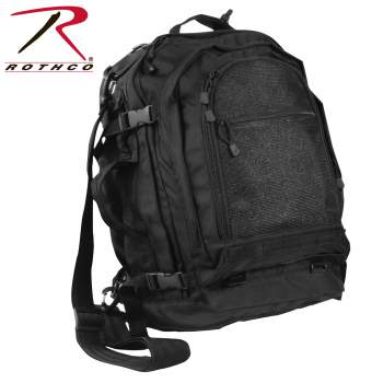 Rothco Move Out Tactical/Travel Backpack, Move Out Bag, Travel Bag, Travel Backpack, Trip Backpack, Trip Bag, Tactical Backpack, Tactical Bag, Tactical Bookbag, Tactical Rucksack, Tactical Style Backpack, Tactical Bag, Tac Backpack, Military Backpack, Military Bag, MOLLE, MOLLE Backpack, MOLLE Bag, Bug Out Bag, Tactical Pack