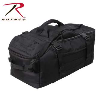 Rothco 3 In 1 Convertible Mission Bag, mission bag, convertible mission bag, molle compatible pack , backpack, back pack, tactical bag, tactical pack, molle, 23500, military bag, tactical bags, mission bags, tactical backpack,