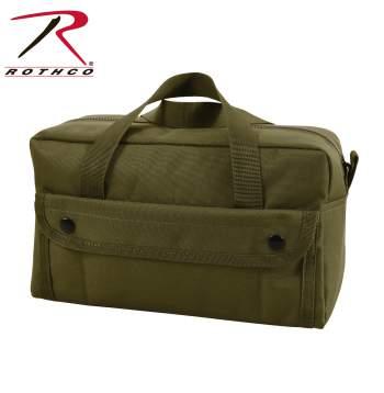 Rothco Mechanics Tool Bag - Polyester, Mechanics Tool Bag, Tool Bag, Mechanic Bag, GI Mechanics Tool Bag, Military Tool Bag, Army Tool Bag, Polyester Tool Bag, Jumbo Tool Bag, Military Tool Pouch