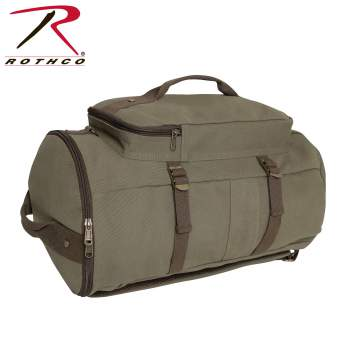 "Rothco Convertible 19"" Canvas Duffle/Backpack, canvas bag, duffle bag, rothco canvas bag, backpack, canvas backpack, convertible backpack, backpack duffle bag, convertible duffel bag backpack, duffel backpack, large backpack duffle bag, backpack duffel, backpack duffel combo, convertible backpack duffel bag, duffel bag backpack, duffle rucksack, travel duffel bag backpack, duffel bag that converts to backpack, large duffel backpack, large duffle backpack, duffel bag backpack combo, duffle bag backpack combo, gym duffle bag, gym duffel, gym duffel bag, duffel bag gym, athletic duffle bag, workout duffle bag, sports duffel bags, sports duffle bags, fitness backpack, gym bag backpack, workout backpacks, workout backpack, travel duffel, travel duffel bags, travel duffle bag, gym duffle backpack"