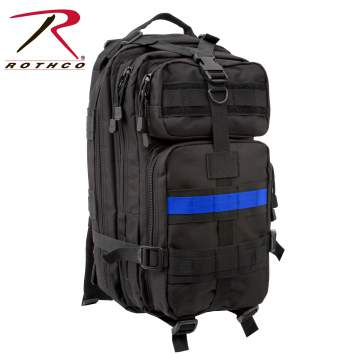 rothco thin blue line medium transport pack, thin blue line medium transport pack, thin blue line pack, thin blue line back pack, medium transport pack, rothco transport pack, thin blue line transport pack, transport pack, transport backpacks, thin blue line transport backpack, tactical backpack, thin blue line tactical backpack