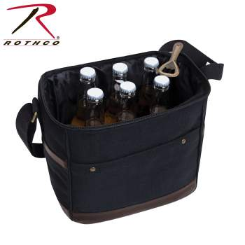 Rothco Canvas Insulated Cooler Bag, Canvas Insulated Cooler Bag,  Insulated Cooler Bag, Canvas Insulated Cooler, Canvas Cooler Bag, Insulated Canvas Bag, Cooler Bag, Cooler, Beer Cooler, Canvas Beer Cooler, Insulated Beer Bag, lunchbox, lunch box, insulated lunch box, canvas lunch box, canvas insulated lunch box, thermal cooler bag, insulated cooler, can cooler bag, bottle cooler bag, refrigerated bag, portable cooler bag, beverage cooler bags, soft insulated cooler bag, beer caddy