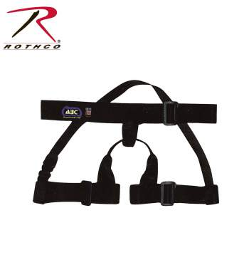 Rothco,Adjustable Guide Harness,harness,guide harness,adjustable harness,harness equipment,rescue gear equipment,rockclimbing gear,rescue rope,rescue gear,chalk bag,rock gear,harnesses,climbing harness,rappelling gear