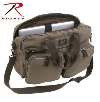 Betaamazon Rothco Canvas Briefcase Backpack