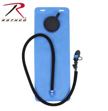 replacement bladder, hydration pack replacement bladder, water container, water bladder, h20 bladder, hydration packs replacement bladders, bite valve replacement bladder, bladder with bite valve