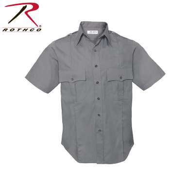 Uniform shirt, short sleeve uniform shirt, uniforms, duty gear, police uniform, police shirt, security shirt, collared shirt, button-down shirt, law enforcement uniform, law enforcement shirt, short sleeve button down shirt, short sleeve uniform shirt,