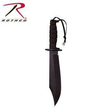 Spec Plus Marine Raider Bowie Knife,bowie knife,marine corps bowie knife,marine raider knife,knife,knives,combat knives,spec plus,marines,raider bowie knife,raider knife,raider knives,bowie knives,zombie,zombies