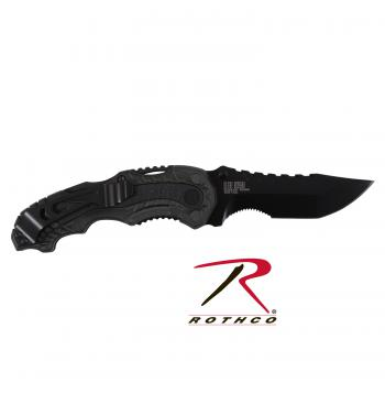 S&W M/P Assisted Open Knife, military police, assisted open knife, knives, smith and wesson, stainless steel, tactical knife, military knife, police knife, law enforcement knife,zombie,zombies