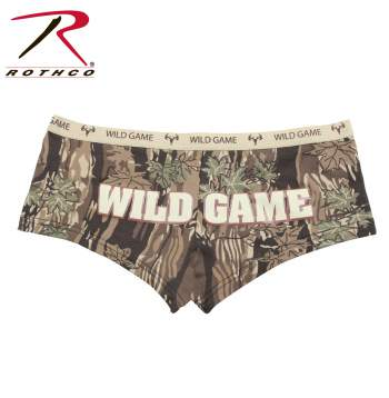 Booty shorts,booty short collection,womens underwear,womens under garments,tank & shorts,boy shorts,full coverage underwear,underwear,booty shorts for women,hunting themed underwear,hunting camo,hunting camouflage,tank top
