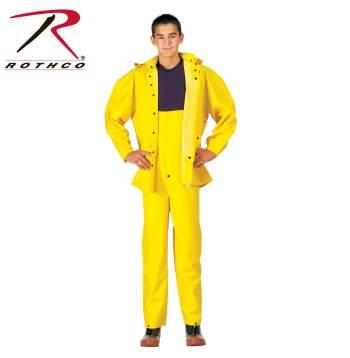 rain jacket, rain suit, yellow rain jacket, p.v.c, Polyvinyl chloride, rain gear, pvc rain jacket, pvc rain suit, pvc rain gear, pvc rain jacket, heavy rain jacket, rain coats, pvc rain coats, rain pants, o.d rain jacket, o.d rain pants, o.d rain suit,