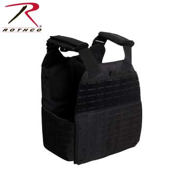 Rothco Laser Cut MOLLE Plate Carrier Vest, laser cut tactical vest, laser cut MOLLE, laser MOLLE, MOLLE laser cut, laser cut plate carrier, airsoft molle vest, airsoft plate carrier, ballistic outer carrier, body armor, bullet proof vest, bulletproof vest, lightweight ballistic armor, plate carrier, tactical plate carrier vest, armor plate carrier vest, tac vest plate carrier, tactical plate carrier, tactical plate carrier, armor plate carrier, tactical vest, military vest, MOLLE vest, laser-cut, police vest, army vest, ammo vest, tactical shooting vest, military tactical vest, laser molle