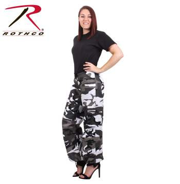 Rothco Womens Paratrooper Colored Camo Fatigues, paratrooper pants, fatigue pants, women's paratrooper pants, women's fatigue pants, women's vintage cargo pants, ACU digital, digital camo, camouflage pants, vintage camo pants for women, women's ACU pants, women's vintage ACU fatigues, fatigues, fatigue pants for women, vintage military clothing, vintage women's fatigues, camo, women's camo, Pink Camo BDU Pants, Red Camo BDU Pants, Violet Camo BDU Pants, ACU Digital Camo Pants, Pink Camo BDU Camo, Red Camo BDU Pants,Subdued Pink Camo BDU Pants, Subdued Urban Digita BDU Camo Pants, Tri-Color Desert BDU Camo Pants, Ultra Violet BDU Camo Pants, Woodland BDU Camo Pants, purple camo, red camo, pink camo