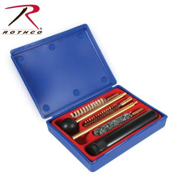 gun cleaning kit, pistol cleaning kit, shooting accessories,