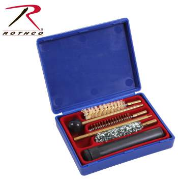 pistol cleaning kit, .45 pistol cleaning kit, handgun cleaning kit, gun cleaning kit, gun accessories, pistol cleaning supplies,