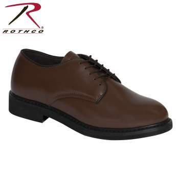 Brown Uniform Dress Oxford, Dress oxford, oxfords, dress shoes, AGSU, army greens, dress shoe, brown shoe, military dress shoe, military oxford, uniform shoes, uniform oxford, oxford,