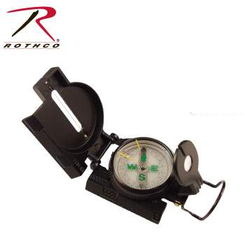 marching compass, army surplus compass, us army compass, military compass, tritium compass, rothco compass, navigation, compass, marching compass, survival gear, survival tools, army compass, military compasses, compasses, camping compass, camping gear, camping supplies, survival supplies