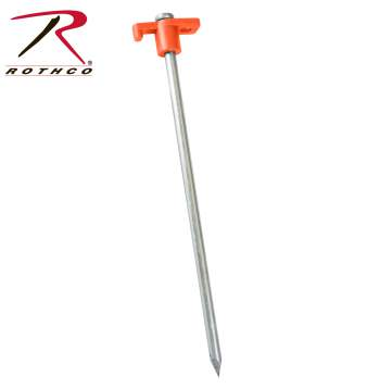 10 Inches, 10 Inch tent stake, tent stakes, stakes,