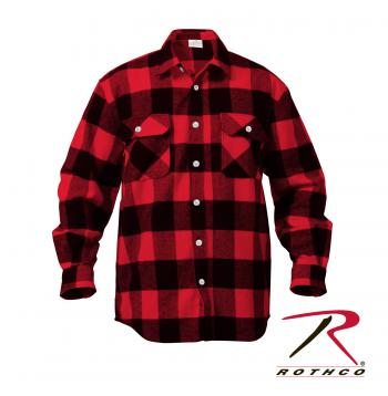 Rothco Extra Heavyweight Buffalo Plaid Flannel Shirt, Heavyweight flannel Brawny Plaid ,Flannel Shirts, flannel shirt, heavy flannel shirts ,men's flannel shirt, Buffalo Print,  Brawney Shirts, plaid shirt, button up shirt, buffalo plaid button up shirt, outdoor shirt, hunting shirt, casual tops, outdoor clothing, workwear shirt, red flannel, blue flannel, purple flannel, brown flannel, yellow flannel, grey flannel, green flannel,