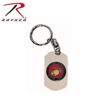 dog tag,key chain,dog tag key chain,marines key chain, USMC key chain