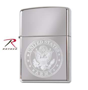lighter,zippo lighter,zippo,the zippo,gas lighter,refill lighter,torch lighter,army zippo,army,engraved army logo,engraved,army logo