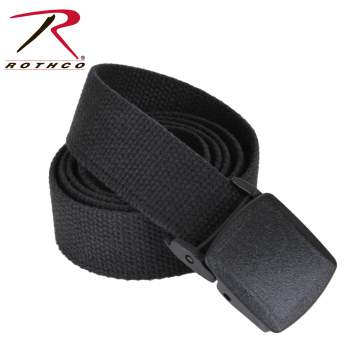 Rothco Military Plastic Buckle Web Belt, Army Web Belt, Military Web Belt, Plastic Buckle Web, Plastic Buckle Web Belt, Army Belt, Military Belt, Tactical Web Belt, Tactical Belt With Plastic Buckle, Web Belt, Cotton Web Belt, Cotton Belt, airport friendly belt, security checkpoint belt,