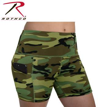 Rothco Womens Camo Workout Performance Legging Shorts, Camo Workout Performance Legging Shorts, Camo Workout Performance Shorts, Camo Workout Legging Shorts, Camo Workout Shorts, Workout Performance Legging Shorts, Performance Legging Shorts, Legging Shorts, Camo Performance Shorts, Yoga Shorts, Camo Yoga Shorts, Camo Legging Shorts